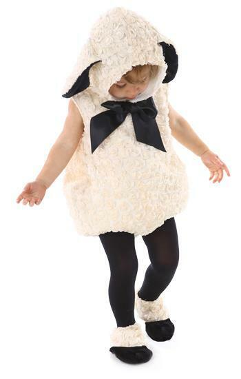 Princess Paradise Lamb baby Costume