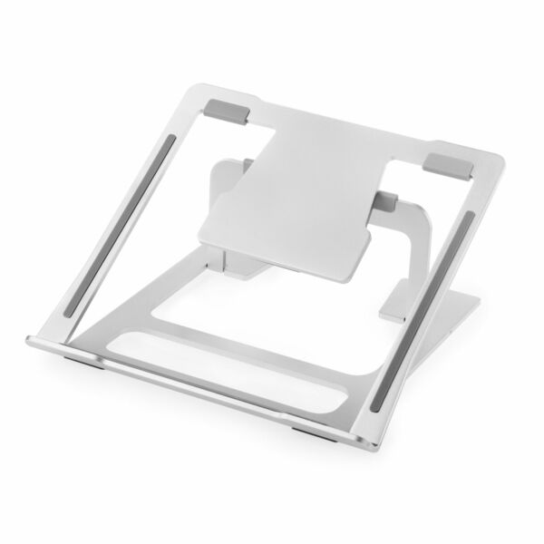Adjustable 6 Level Portable Stand for Laptops Desire2 Silver $22.99