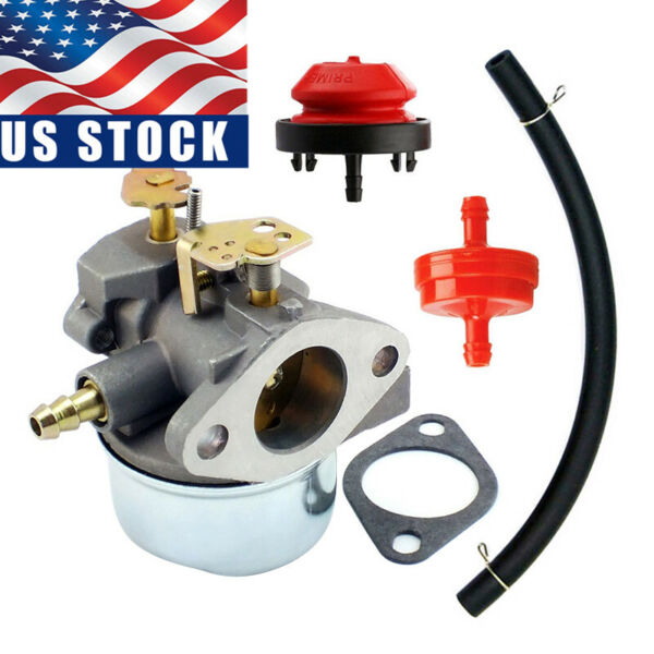 Carburetor for Tecumseh LH358SA LH318SA HMSK90 8HP 9HP 10HP Engine Snow Blower