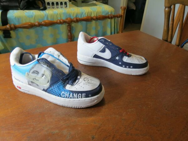 NIKE AIR FORCE ONE 2008 OBAMA
