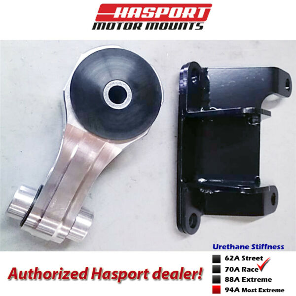 Hasport Mounts 2006-2011 for Civic (Non-Si Model) Rear Engine Mount FG1RR-70A