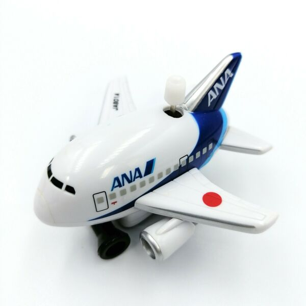 ANA All Nippon Airways Plastic Die cast Egg Plane Aircraft Model Limited B 767