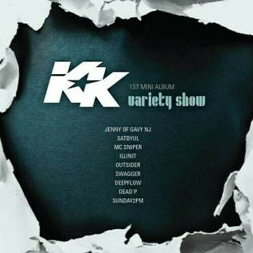 K.K. Variety Show New CD Extended Play