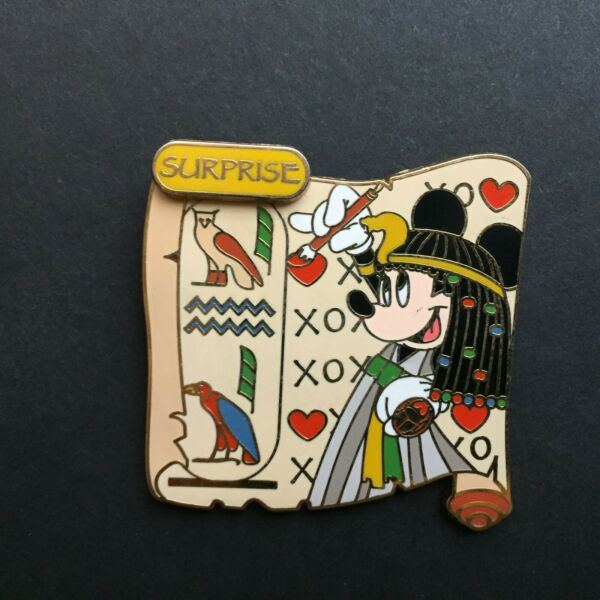Surprise Pin Collection 2006 - Cartouche Collection - Minnie Disney Pin 46944