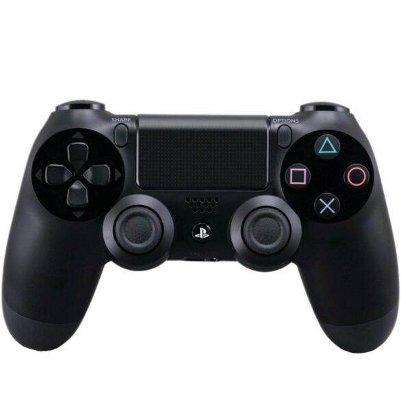 Sony DualShock 4 Wireless controller for PS4 (Playstation 4)- Black
