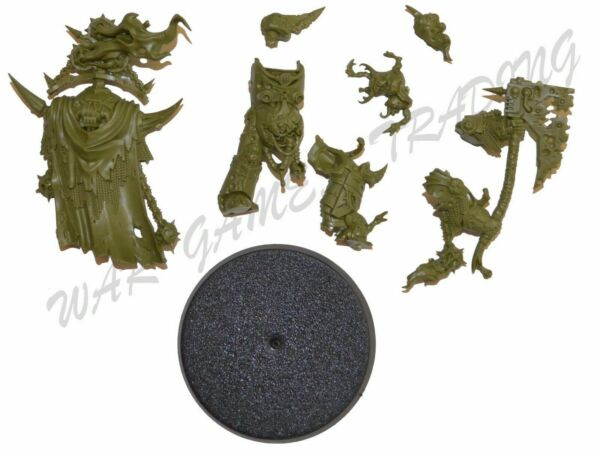 Chaos Lord of Contagion Blightlord Terminator Death Guard Marines Nurgle 40K NEW