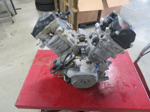 EB652 2012 12 CAN AM RENEGADE 1000 ENGINE MOTOR ASSEMBLY