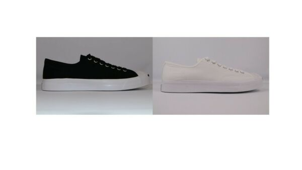 Converse JP Jack Purcell OX Sneakers Black White / All White  Multi Size