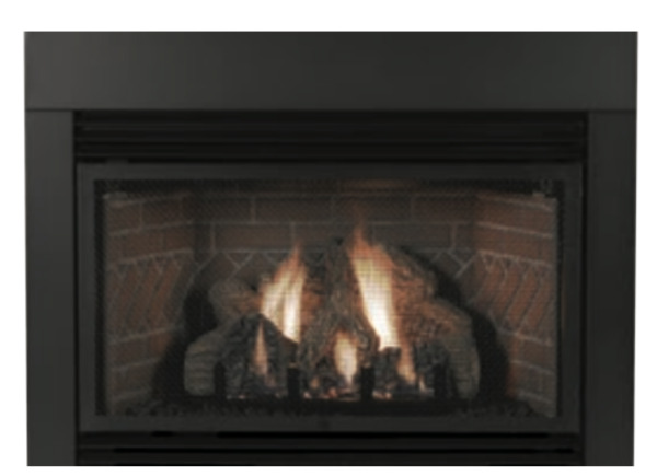Empire Innsbrook Vent Free Gas Insert Propane VFP-28IN-33LP with Surround