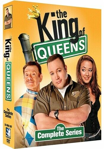 PREORDER NOV 19 THE KING OF QUEENS COMPLETE TV SERIES New DVD Seasons 1-9