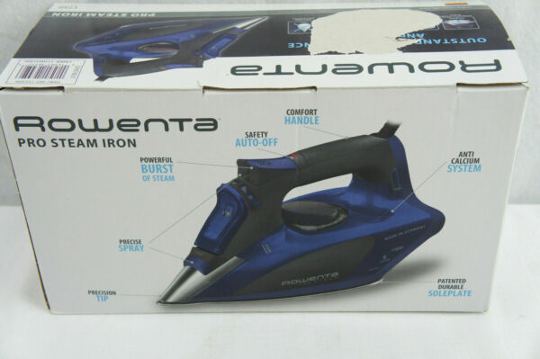 Rowenta Pro Steam Iron 1750W DW5192U1 Auto Off PRE