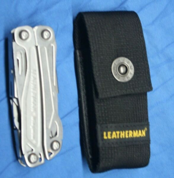 Leatherman Wingman Multi-Tool Stainless with case  Z-20