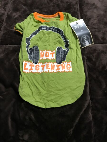 Dog Medium Shirt $8.00