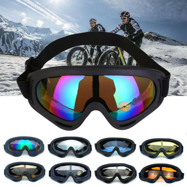 Safety Glasses Eye Protection Windproof Goggles UV Lab Work Protective Eyewear