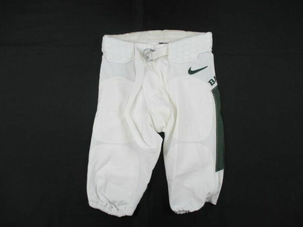 Baylor Bears Nike Football Pants Men#x27;s White Used Multiple Sizes