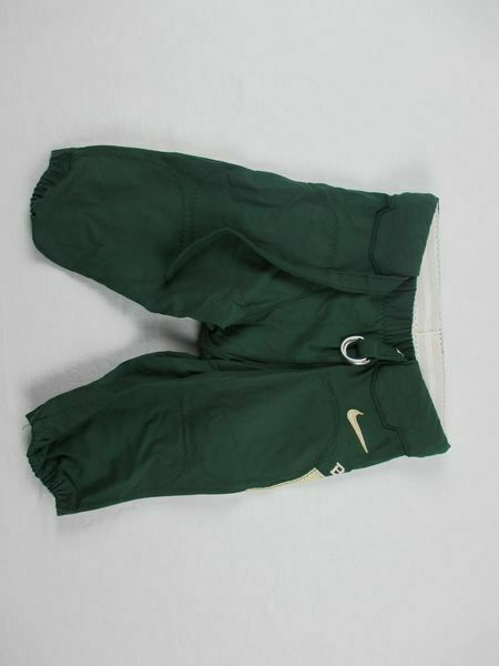 Baylor Bears Nike Football Pants Men#x27;s Green Nylon Used Multiple Sizes