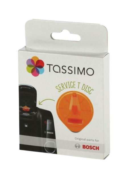 Bosch Tassimo Cleaning Disc 00576837 COLOUR ORANGE 576837 6240 88 632396