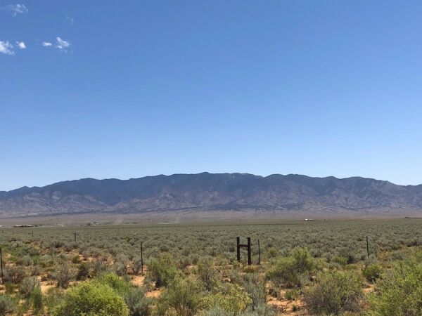 STUNNING 5 ACRE NEW MEXICO RANCH