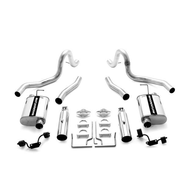 MagnaFlow Exhaust Stainless Series 15671