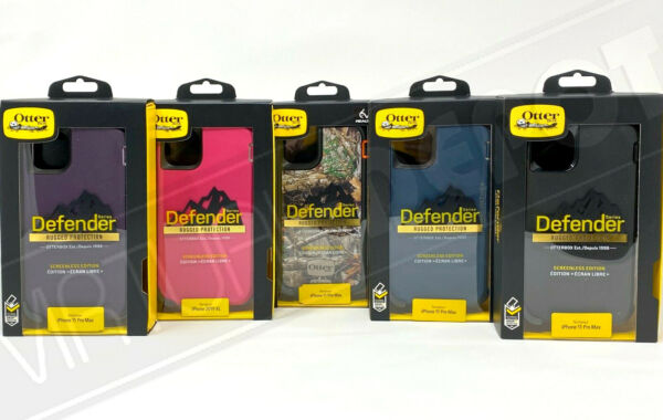 OtterBox Defender Series Case for Apple iPhone 11  iPhone 11 Pro  Pro Max NEW