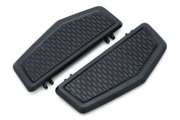 Kuryakyn 5901 Hex Driver Floorboards For Direct Harley Replacement Black $243.89