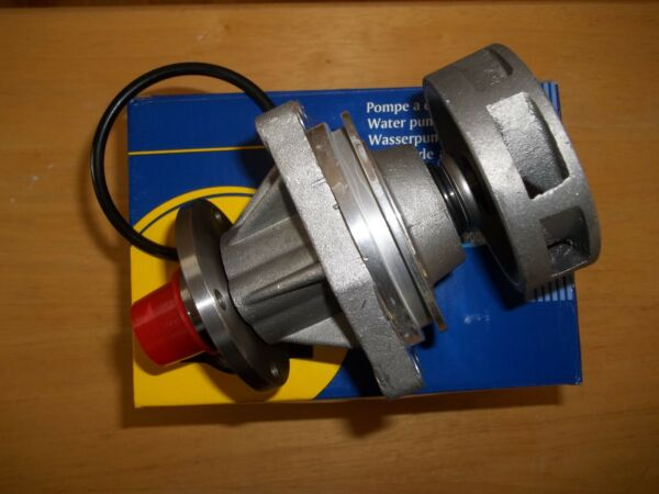 Bmw E36 E46 E39 Z3 X5 Water Pump With Metal pulley New Fast Shipping $21.14