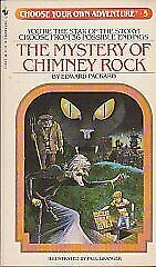 The Mystery of Chimney Rock  Choose Your Own Adventure  5