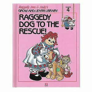 Raggedy Ann Andy s Raggedy Dog to the Rescue Volume 4 $3.99