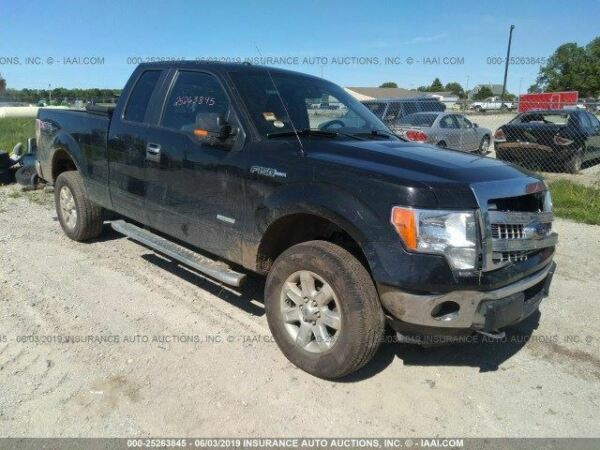Chassis ECM Transfer Case Under Heater Box Fits 12 14 FORD F150 PICKUP 3012125 $65.00