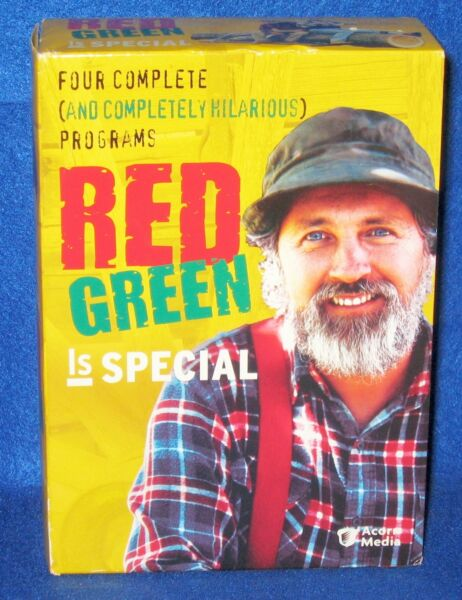 Red Green Is Special (DVD 2009)