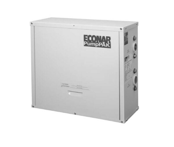 Econar GSPP 3 Geothermal Heat Pump PumpPak 3 Closed Loop Pumps New In Box $1000.00