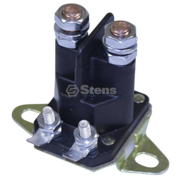 Stens engine starter solenoid 435-099 for Toro SS5000 JohnDeere X300 Kohler M20S