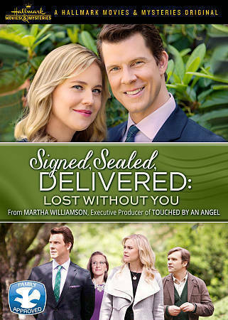 Signed Sealed Delivered: Lost Without You New DVD! Ships Fast!