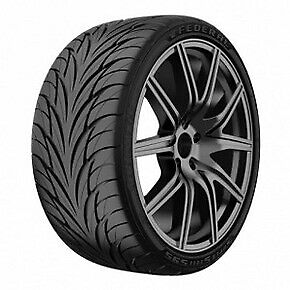 Federal SS 595 255 40R17 94V BSW 2 Tires