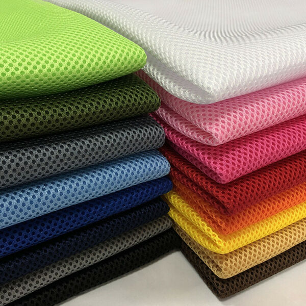 Air Spacer Sandwich Mesh Fabric PET Heavy Seat Cover Soft Breathable Craft DIY $8.83