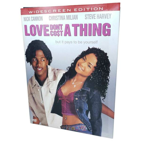 Love Don#x27;t Cost a Thing DVD Widescreen R1 2003 2004 Very Good Condition TESTED $5.79