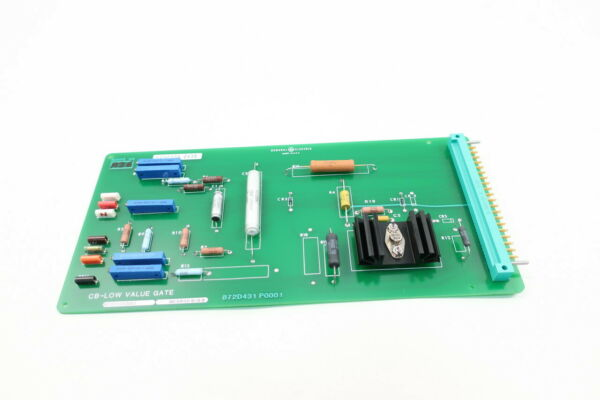General Electric Ge 0872D432G0003 Low Value Gate Pcb Circuit Board