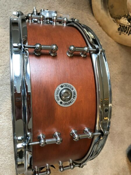 Creation Drum Co Snare Drum