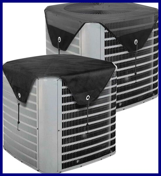 Air Conditioner Cover For Outside Units Ac Mesh 32 X Inches