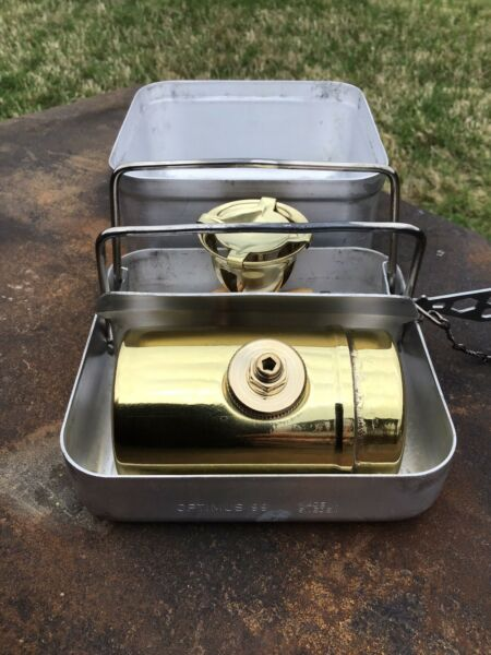 Optimus 99 Vintage Backpack stove Camping Stove Emergency Stove Sweden