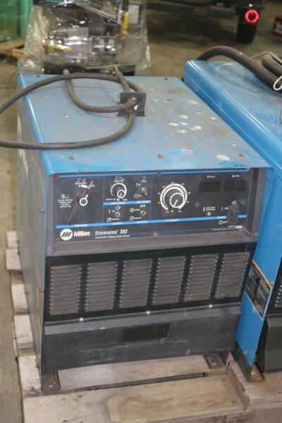 Miller Dimension 302 CCCV-DC Welding Power Source