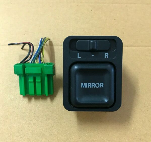 JDM HONDA adjustment side mirror switch with no retract 8pin