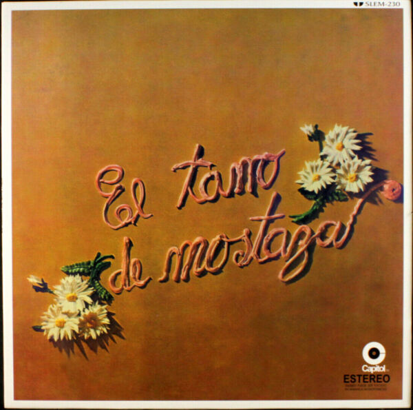 EL TARRO DE MOSTAZA selftitle LP Mexican garage psych from late 60#x27;s Mint $29.99