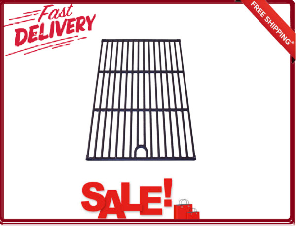 Cast Iron Replacement Cooking Gas Grill Grates 13 X 17 Fits Nexgrill 720 0783E