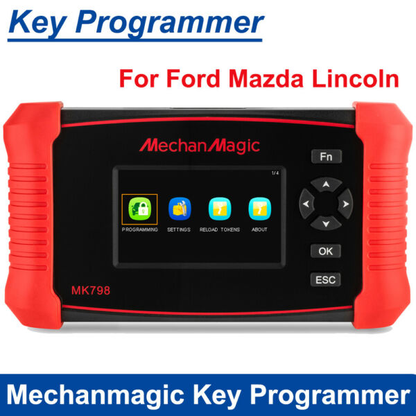 Remote Control Tester for Car Key fob Frequency Infrared Detect Diagnostic Tool
