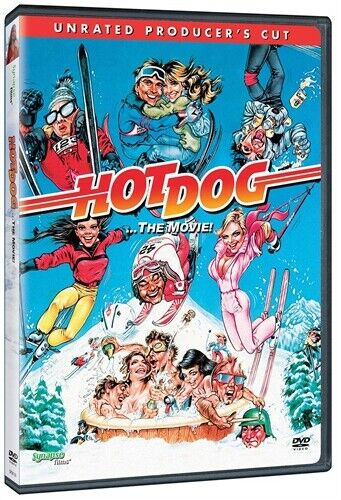 HOT DOG THE MOVIE New Sealed DVD Unrated Director#x27;s Cut $22.76