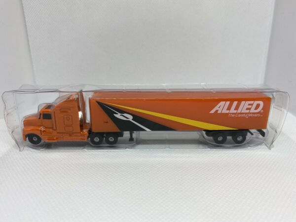 Allied Toy Truck Semi Trailer NEW In Box Dimensions 6 In. Long X1 1 2 In. Tall $7.99