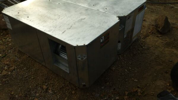 TRANE 2 1 2 TON COMMERCIAL AIR CONDITIONING PACKAGE UNIT – NEW – UNUSED $300.00