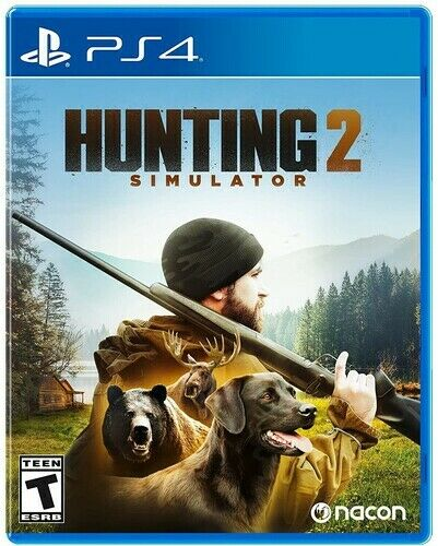 Hunting Simulator 2 for PlayStation 4 New Video Game PS 4 $39.97