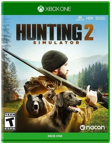 Hunting Simulator 2 for Xbox One New Video Game Xbox One $39.89